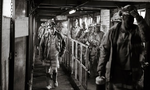 Wealthy coal miners