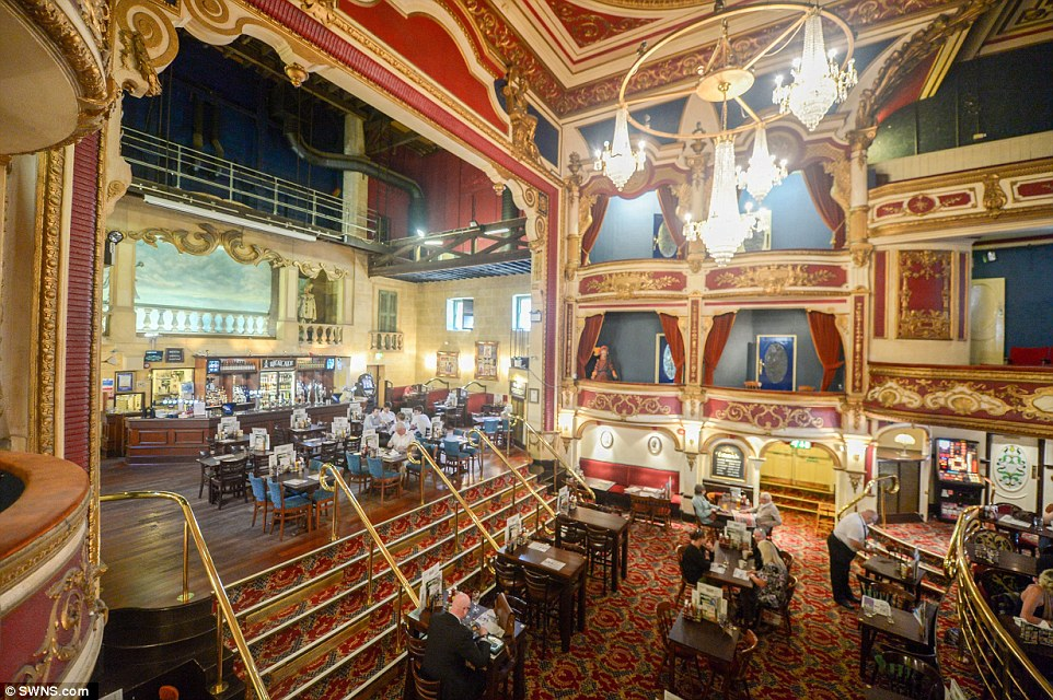 Image result for wetherspoons in swimming pool