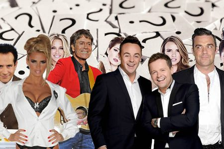 Who the hell is Cliff Richards? The secret megastars of the UK