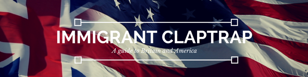 Expat Claptrap- A blog for two countries that take themselves too seriously